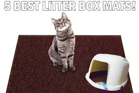which is the best cat litter mat no more litter around