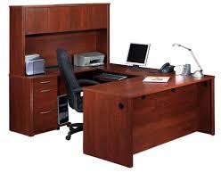 image of u shaped desk ikea