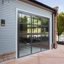 glass garage doors. Brilliant Doors Door Can Be Used As An Easy Way To Open Up A Patio Area Also Shows  How The SST II Bifold Has No Mechanisms Or Parts Obstructing View From And Glass Garage Doors U