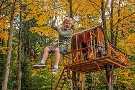 kids tree houses with zip line. Modren Zip Treehouse With Zipline  Add To That A Tree House Zip Line And  Slide Inside The  On Kids Tree Houses With Zip Line F