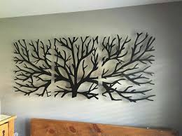 wooden tree wall hanging on wall art wooden tree with wooden tree wall hanging metal tree wall art pinterest wooden