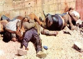 Resultado de imagen de asesinatos de sabra  y chatila