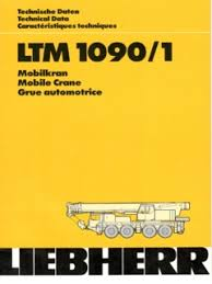 Ltm 1090 4 2 Load Chart Liebherr Ltm 1090 Series Specifications Cranemarket