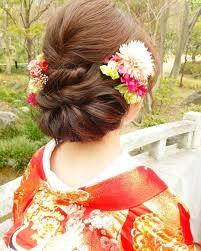 かおるるんさんはinstagramを利用しています和装のお花
