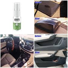 50ml car refurbished agent hgkj 3 interior trim leather plastic care maintenance cleaner