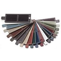 Mid America Shutters Color Chart Exterior Shutters Mid America Vinyl Shutters Color Sample