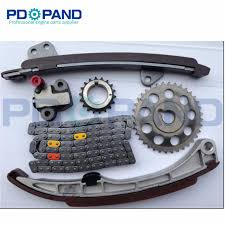 1NZ 1NZFE 1NZ FE Engine Timing Chain Gear Tensioner Kit (6 pcs) for ...