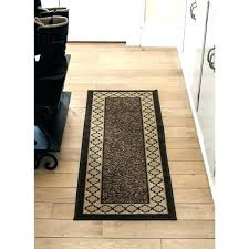 non slip runner rug mudroom mud skid rugs with microfiber carpet runners