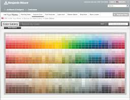 Benjamin Moore Online Digital Paint Color Wheel Www