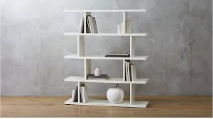 modern furniture shelves. White Bookshelves With Cabinets Amazing 3 14 Modern Bookcase In Bookcases Reviews CB2 Home Interior 29 Furniture Shelves A