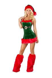 SANTAu0027S SEXY ELF COSTUME   Naughty Girls Inc Clothing