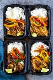 Weekly Lunch Prep Top 10 30 Minute Meal Prep Chicken Recipes Gimme Delicious