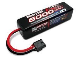 <b>Аккумулятор TRAXXAS</b> LiPo 14.8V 4S 25C 5000mAh - TRA2889X