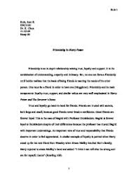 essay about friendship the writing center essay about friendship