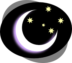 night clipart. Simple Night Night Clipart Inside Library