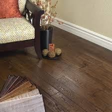 shaw handsed engineered flooring gives a great textured look