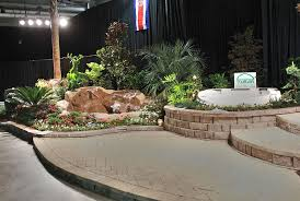 Small Picture Great Big Texas Home Garden Show Cowboys Stadium Landscape