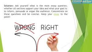 how to correct mistakes in your essay 4