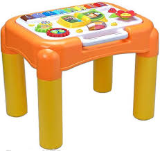GoAppuGo Multipurpose Kids Activity Table Baby Birthday Gift for 1 2 ...