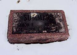 Simon Franklin Summers (1865-1931) - Find A Grave Memorial