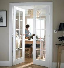 interior french double doors with frosted glass enchanting opaque single door