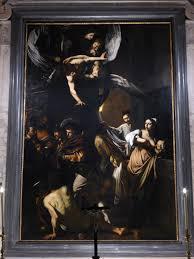 the seven works of mercy by caravaggio pio monte della misericordia naples