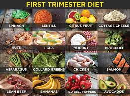 Pregnancy Diet Chart First Trimester Foods To Eat When Pregnant First Trimester Diet