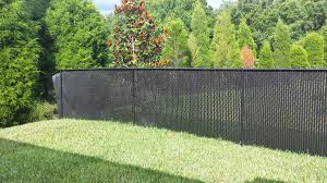 Delighful Chain Link Fence Slats With Privacy Throughout Decorating Ideas