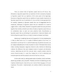 figurative speech on product advertisement by aziz tiara angga a 3