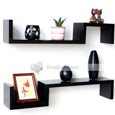 hanging wall shelves fashion fiberboard decor furniture woodworking plan