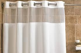 Shower curtains Unique Fairfield Store Mini Waffle Shower Curtain Fairfield Store Mini Waffle Shower Curtain Fairfield Hotel Store