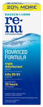 Renu Advanced Formula Multi Purpose Solution Bausch Lomb