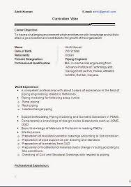 project engineer resume samples resume raghavendran v piping process - Piping  Designer Resume
