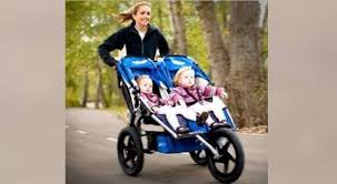 Best Double Jogging Strollers For The Money Stroller