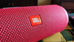 jbl flip 4 review. jbl flip 4 logo review