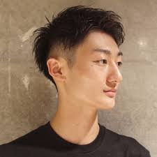 刈り上げ ツーブロック メンズ ショートmens Grooming Salon Aoyama