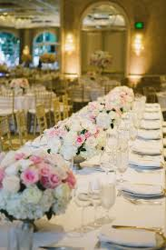 family style table at wedding 600x900