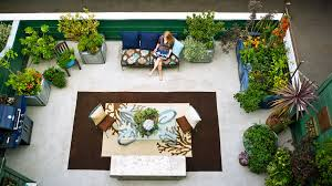 500 square foot urban oasis