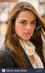 Pretty girl in italian