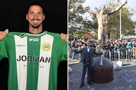 Hammarby sjöstad is stockholm's biggest urban development project for many years. Malmo Fans Slam Idiotic Zlatan Ibrahimovic And Claim Statue No Longer Matters After Ex Striker Buys Hammarby Stake