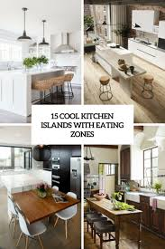 image cool kitchen.  Image Cool Kitchen Islands With Eating Zones Cover Throughout Image Cool Kitchen E
