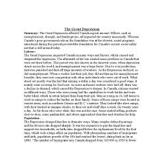 ww and vimy ridge essay international baccalaureate  the effects of the great depression on