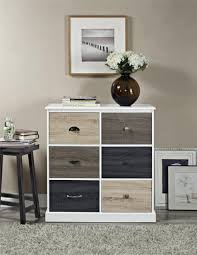 decorative storage cabinets wood