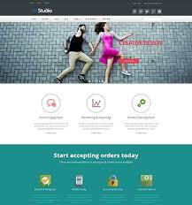 Templates For Websites Adorable 28 Best Flat Design Website Templates Free Premium FreshDesignweb