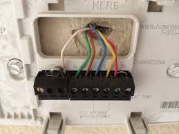 nest thermostat heat pump wiring diagram wiring diagram 6 wire thermostat wiring diagram nilza on honeywell to nest