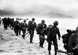 vietnam war history the essay that supported the war time us marines landing in da nang in 1965