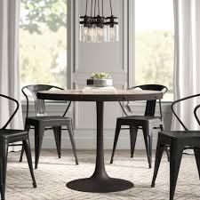 Greyleigh Amherst Industrial Dining Table Reviews Wayfair