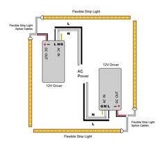 kitchen led under cabinet lighting kit wiring diagram kitchen Wiring Diagram Led Strip Lights large installation flexible strip room diagram 4 · light installationled wiring diagram for led strip lights
