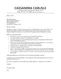 Cover Letters How To Write A Cover Letter For Internal Position