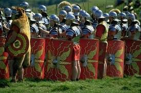 Structure Of The Roman Army